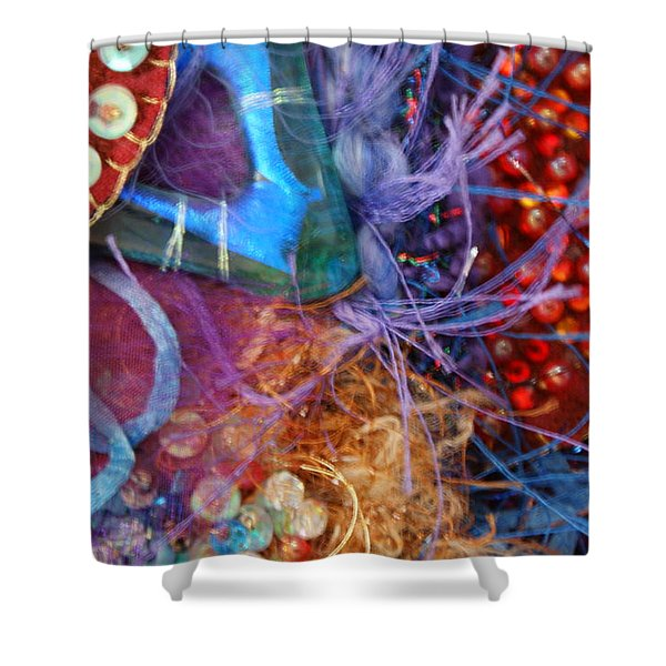 Ruby Slippers 6 Shower Curtain
