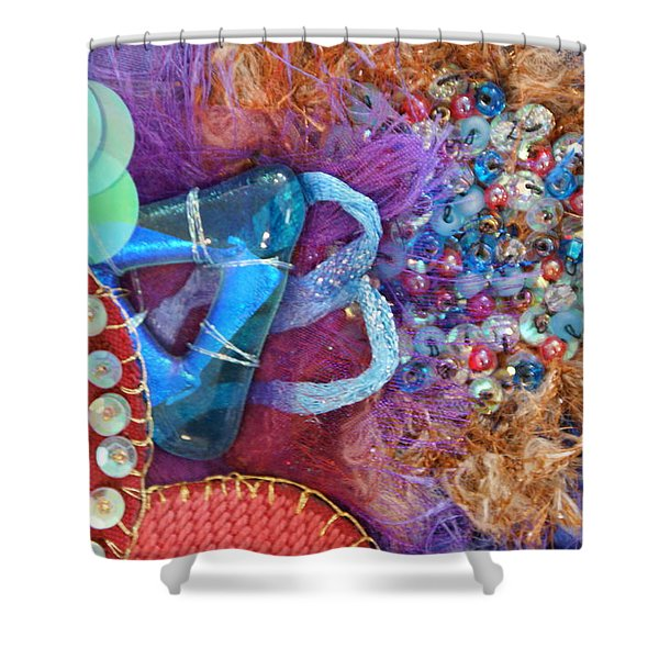 Ruby Slippers 8 Shower Curtain