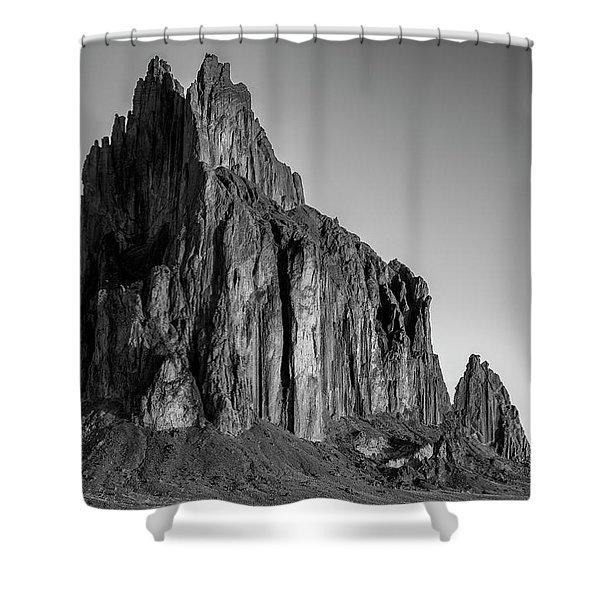 Sacred Glow II Shower Curtain