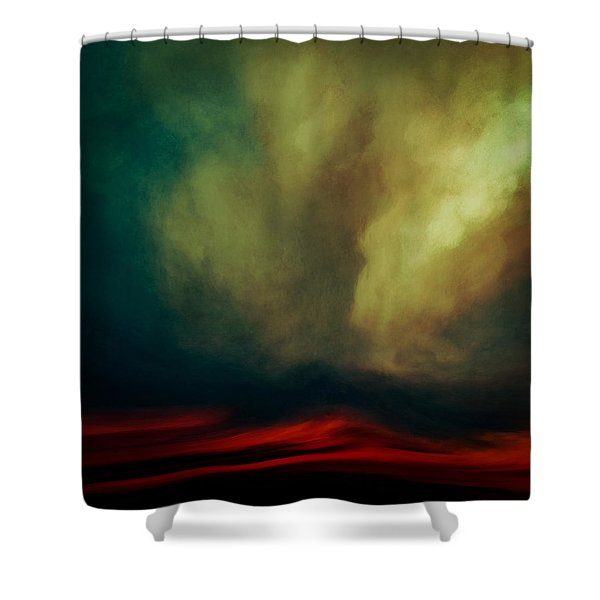 Sahara Winds Shower Curtain