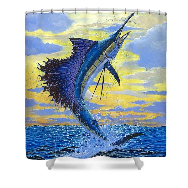 Sailfish Point Off00158 Shower Curtain