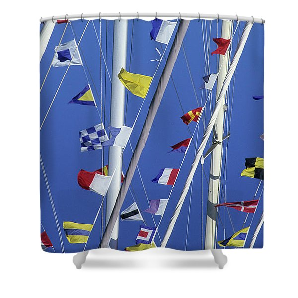 Sailing, General Shower Curtain