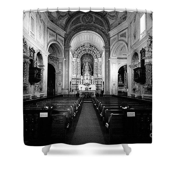 Saint Peter Church Shower Curtain