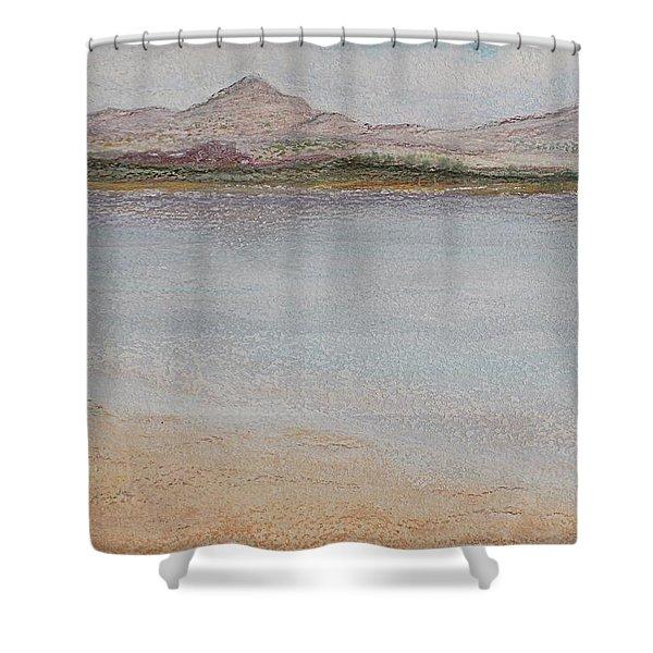 Salar Shower Curtain