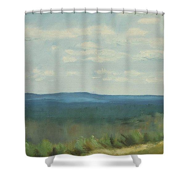 Salen Daylight Two Shower Curtain