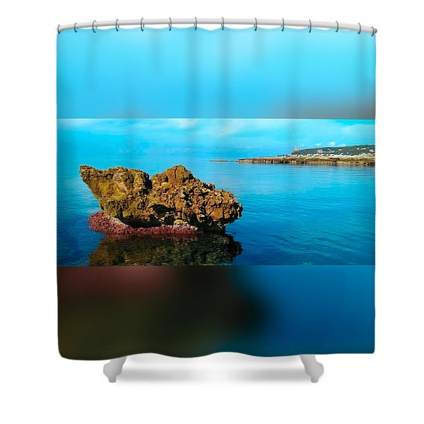 Salento1.0 Shower Curtain
