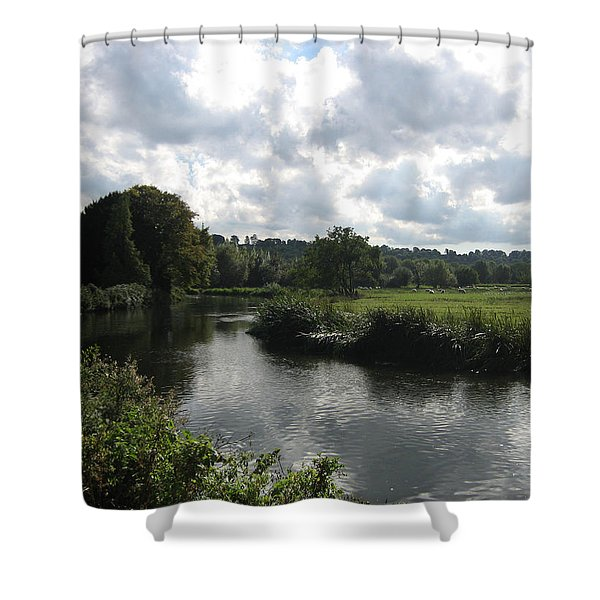 Salisbury Shower Curtain