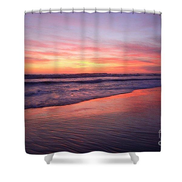 San Elijo Spirit Shower Curtain