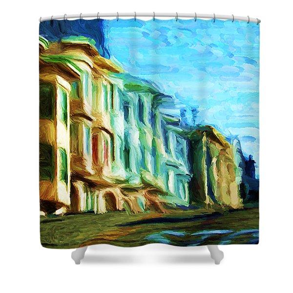Frisco Street Homes Shower Curtain