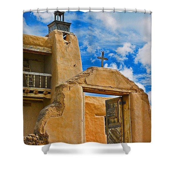 San Jose De Gracia Shower Curtain