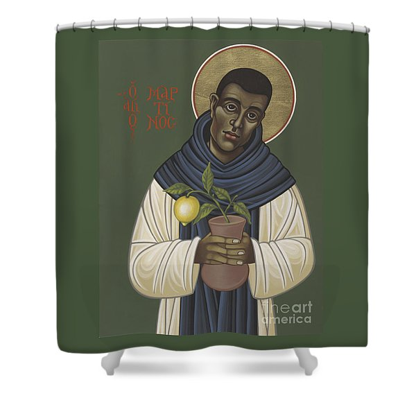 San Martin De Porres 213 Shower Curtain