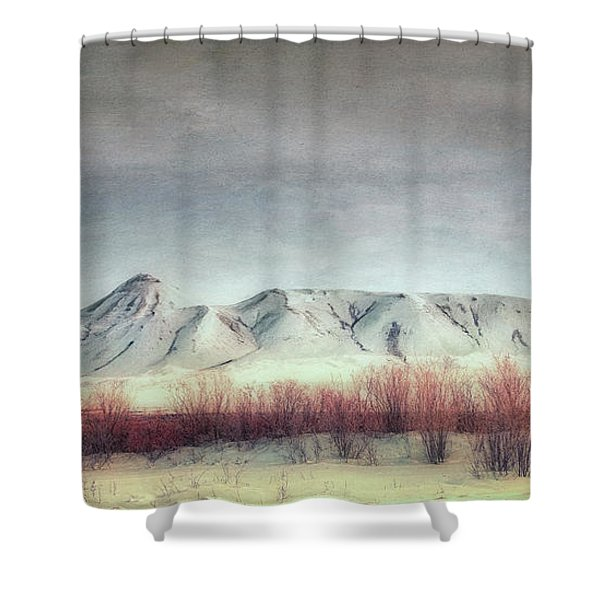 Sanctuary,  Shower Curtain