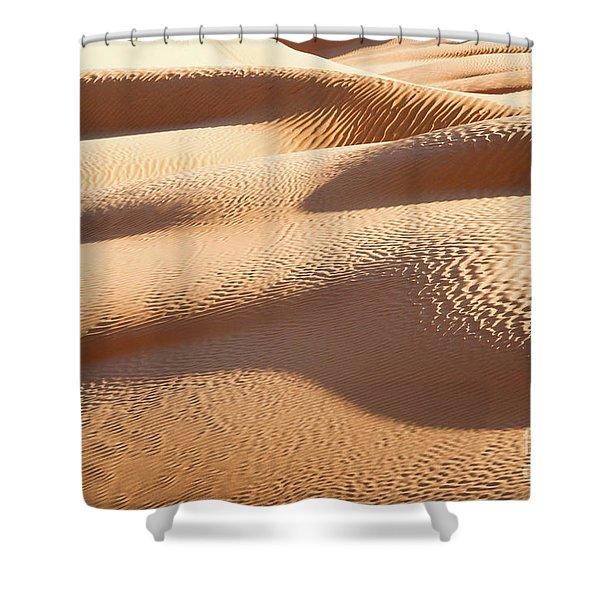 Sand Dunes 1 Shower Curtain