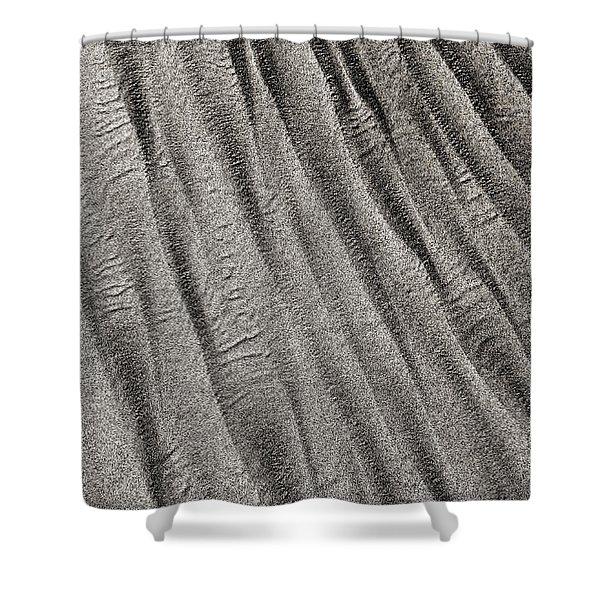 Sand Waves Shower Curtain
