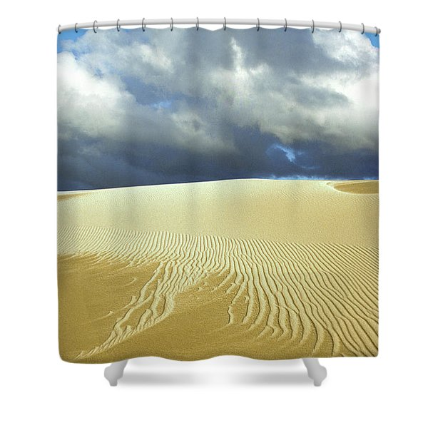 Sandanistas Shower Curtain