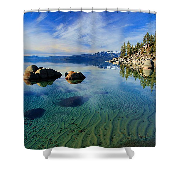 Sands Of Time 2 Shower Curtain