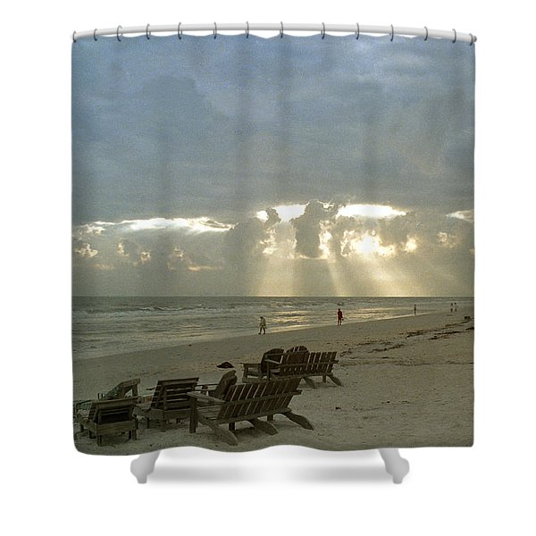 Sanibel Island Fl Shower Curtain