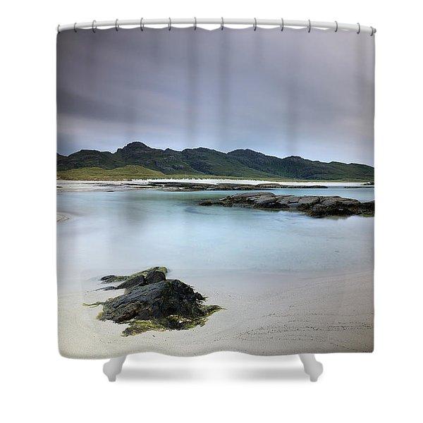 Sanna Bay Shower Curtain