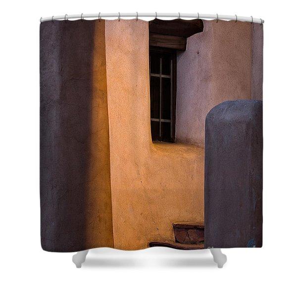 Santa Fe Steps Shower Curtain