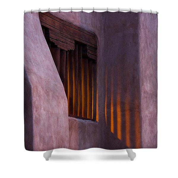 Santa Fe Window Shower Curtain