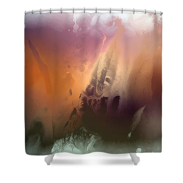 Master Of Illusions Shower Curtain