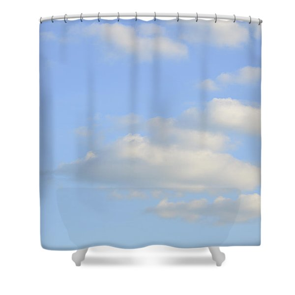 Say Vertical Shower Curtain