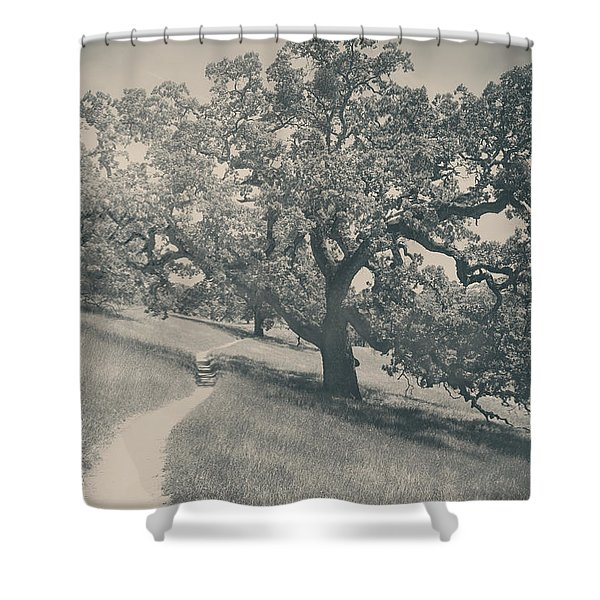 Say You Love Me Again Shower Curtain