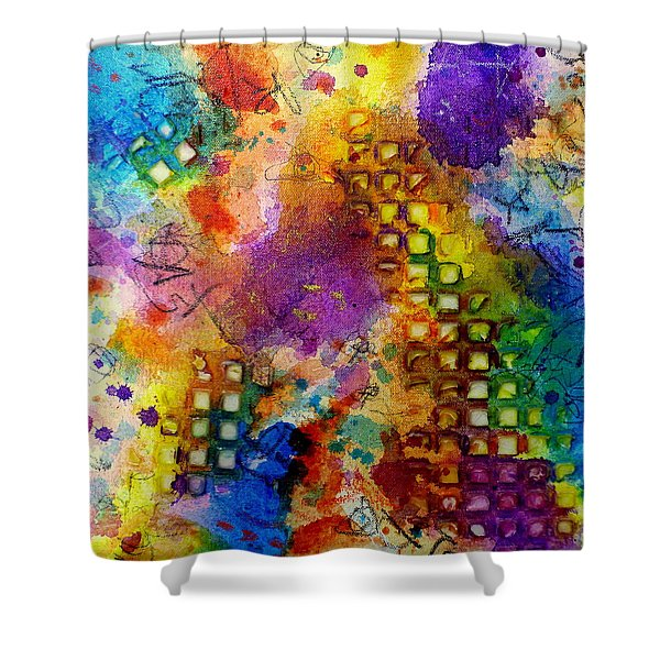 Say You Will Shower Curtain