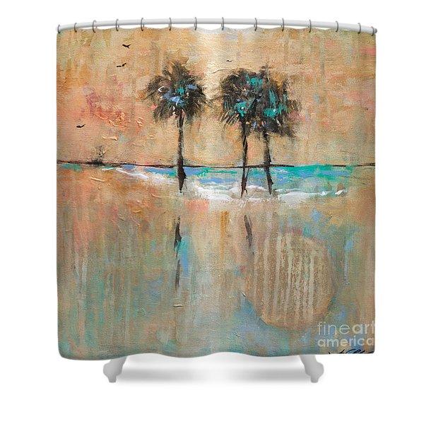 Sb Park Shower Curtain