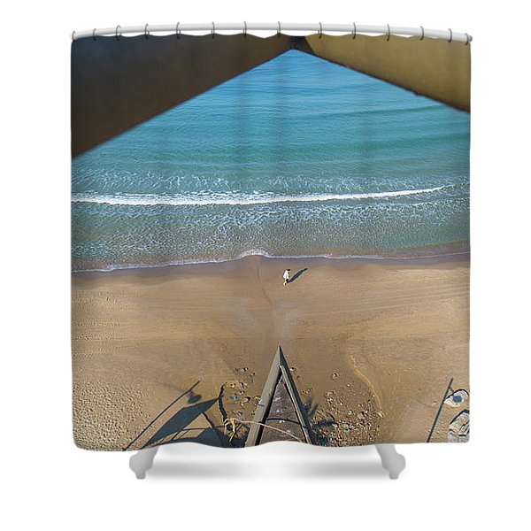 Scapes Of Our Lives #1 Shower Curtain