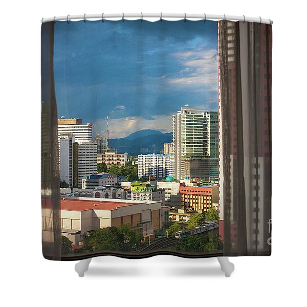 Scapes Of Our Lives #14 Shower Curtain