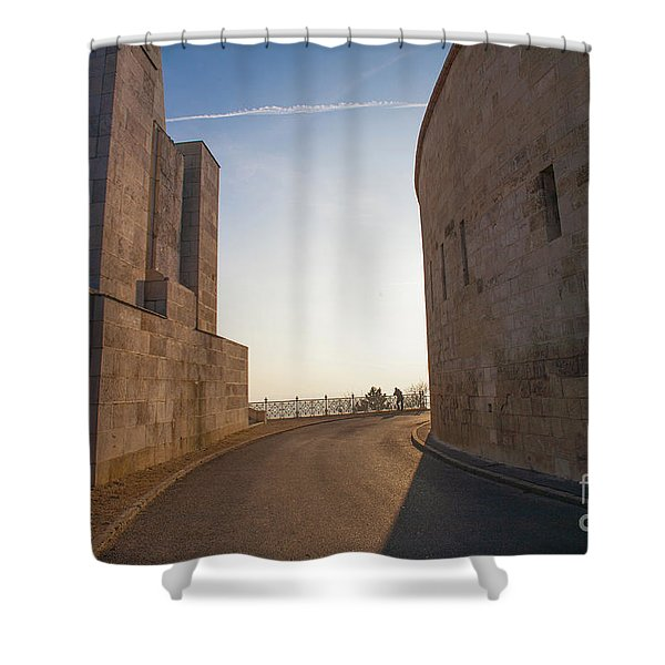 Scapes Of Our Lives #15 Shower Curtain
