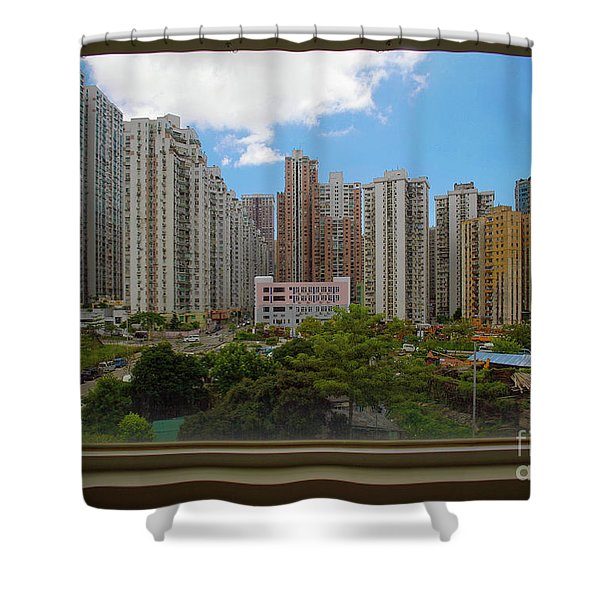 Scapes Of Our Lives #2 Shower Curtain