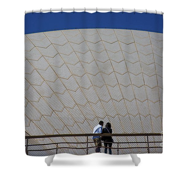 Scapes Of Our Lives #21 Shower Curtain