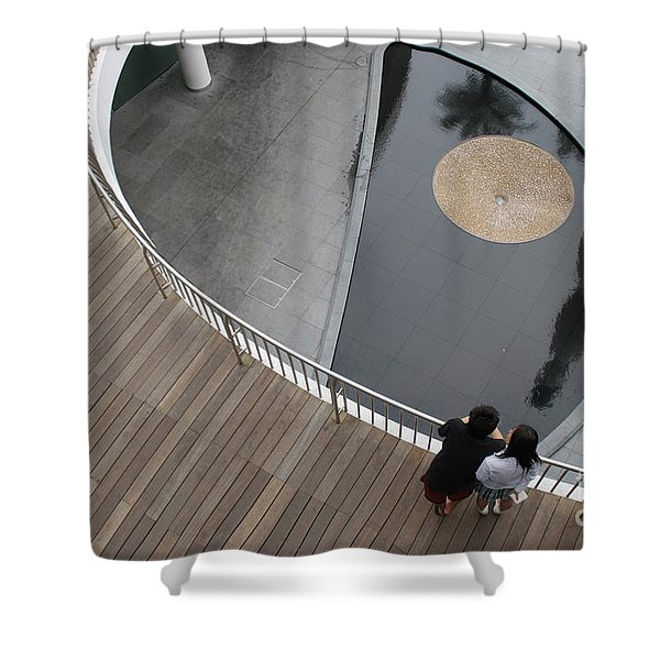 Scapes Of Our Lives #22 Shower Curtain
