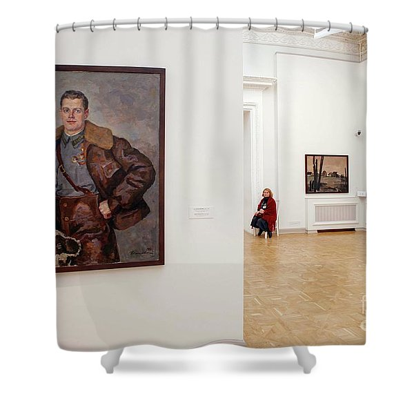 Scapes Of Our Lives #26 Shower Curtain
