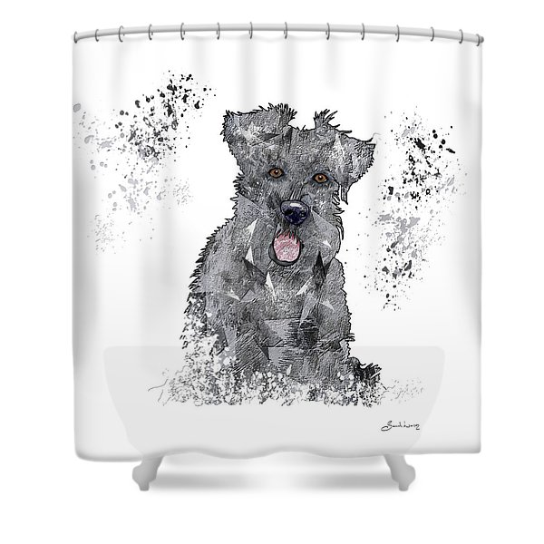 I Have Just Met You, And I Love You Shower Curtain