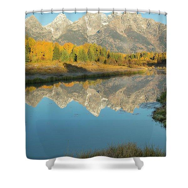 Schwabacher Sunrise 2 Shower Curtain