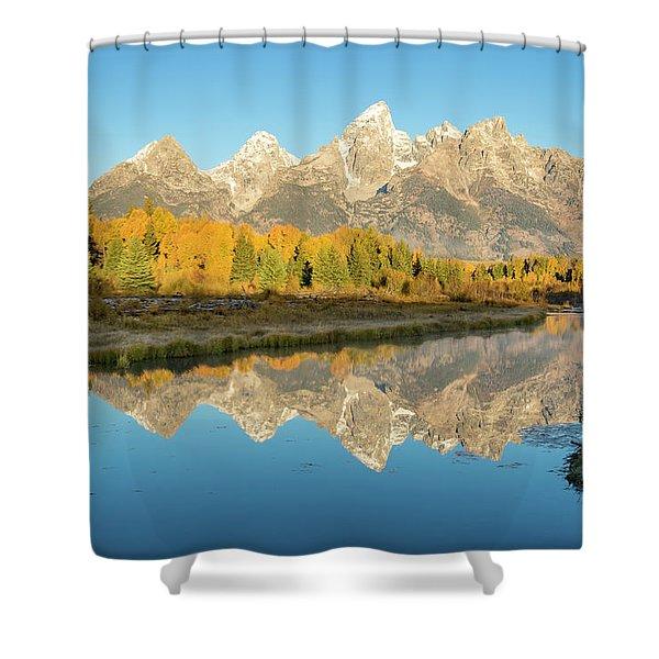 Schwabacher Sunrise Shower Curtain