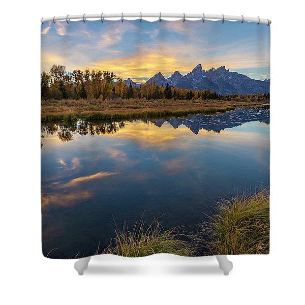 Schwabacher Sunset 1 Shower Curtain