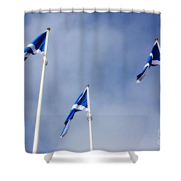 Scotland Shower Curtain