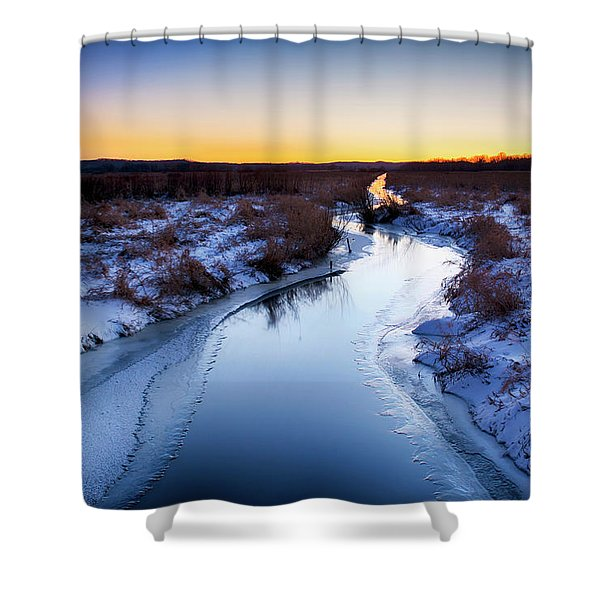 Scuppernong  Shower Curtain