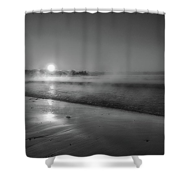 Sea Smoke Shower Curtain