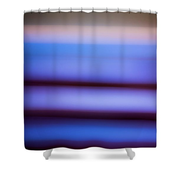 Sea To Land Shower Curtain