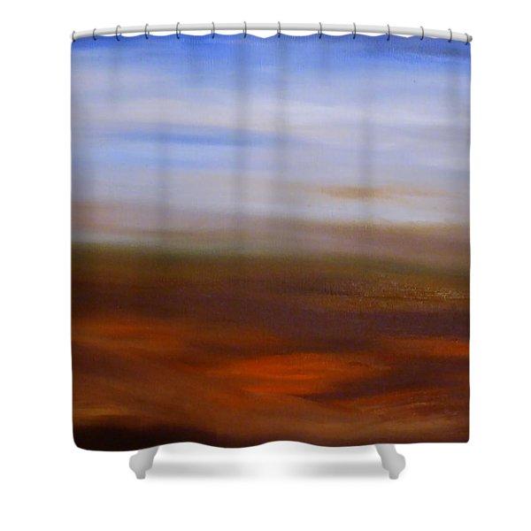 Seasons Changing Shower Curtain