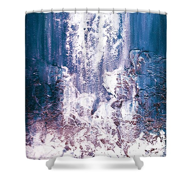 Second Sight  Shower Curtain