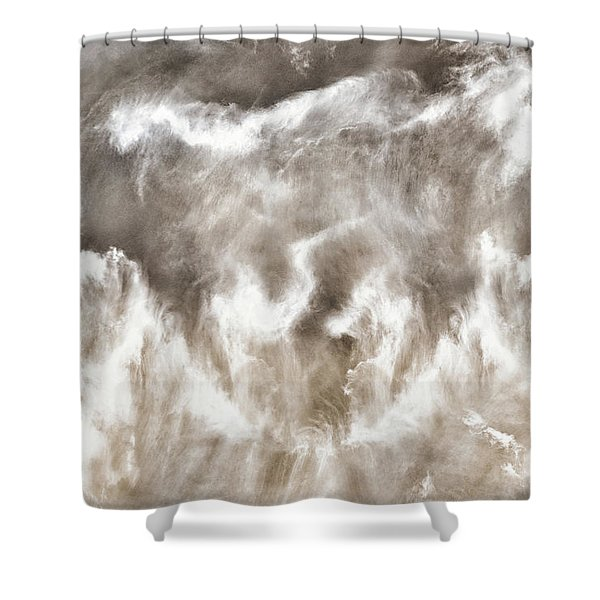Seductive Seas Shower Curtain
