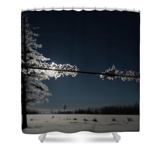 See The Land Shower Curtain