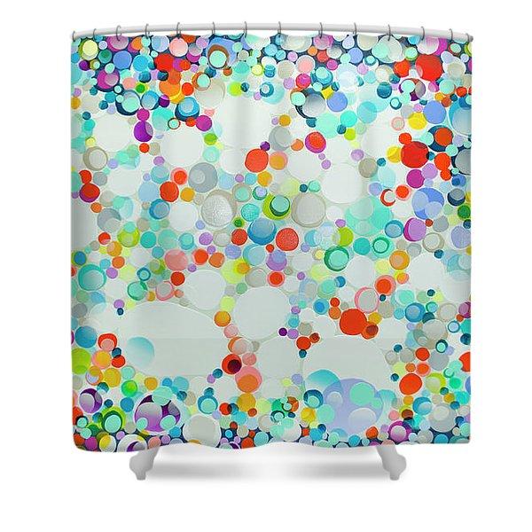 See Through Soul Shower Curtain