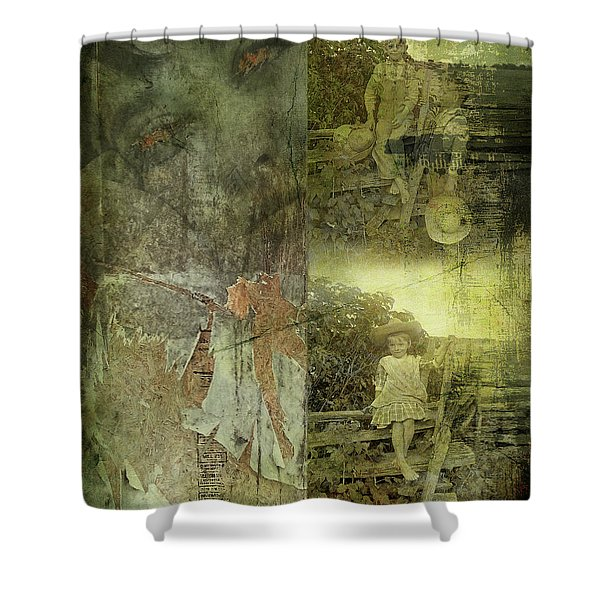 Selective Memory Shower Curtain